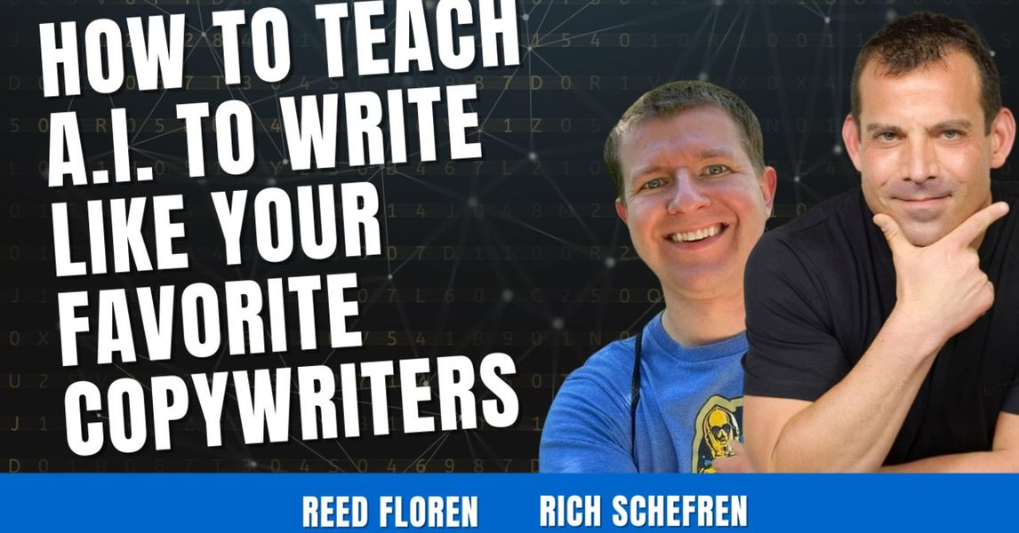 LIVE: How to Teach A.I. To Write Like Your Favorite Copywriters